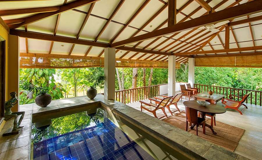 Plunge Pool Suite Menik