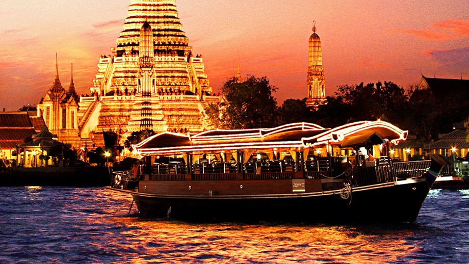 Destination Dining on a river cruise