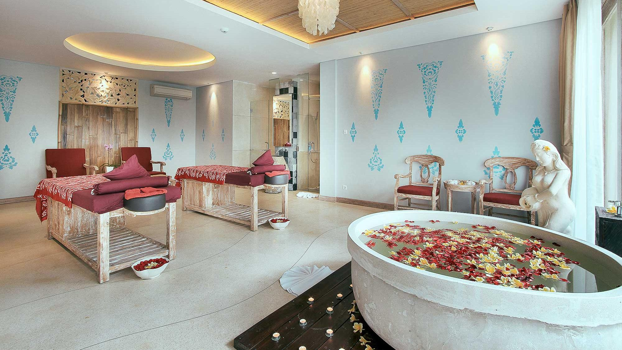 Kaveri Spa Couples' Treatment Room