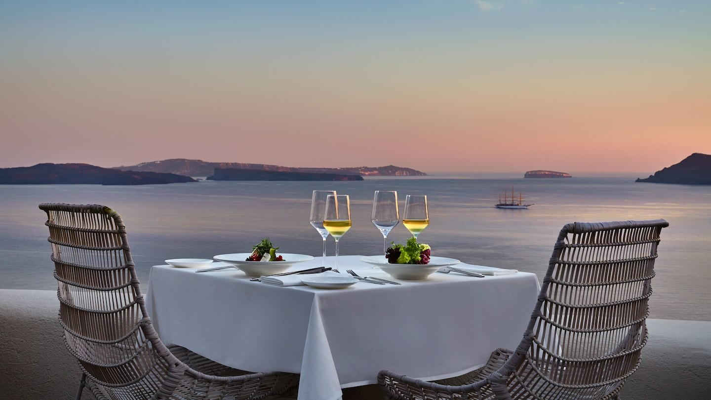 Romantic Dining at Charisma Restaurant