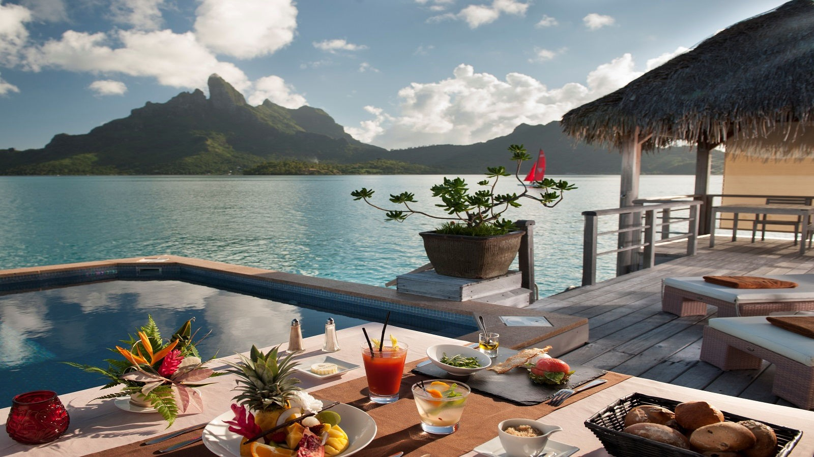 St Regis Bora Bora Resort French Polynesia